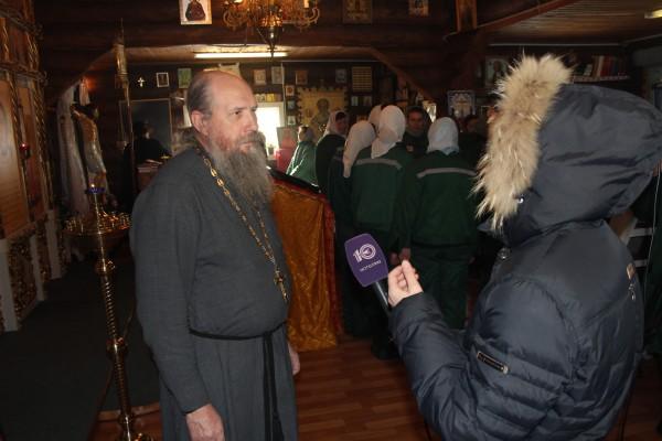 Протоиерей Иоанн Каледа в ИК-14-1.JPG