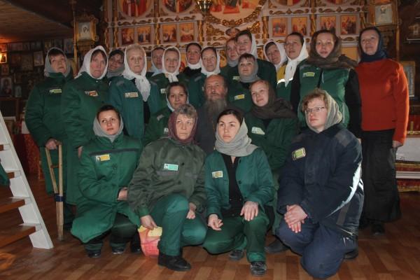 Протоиерей Иоанн Каледа в ИК-14.JPG