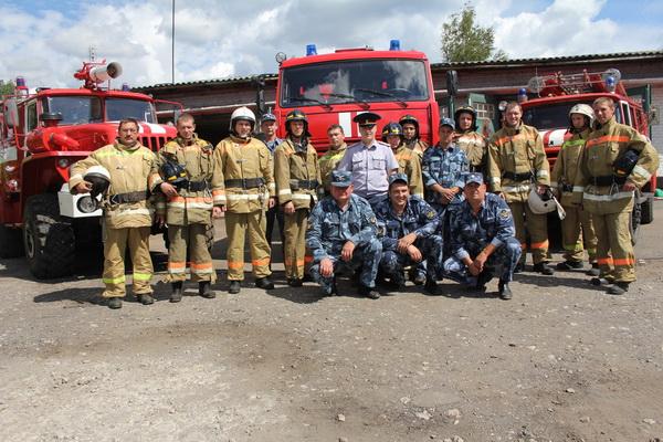 Положения смотров конкурсов в пожарной охране